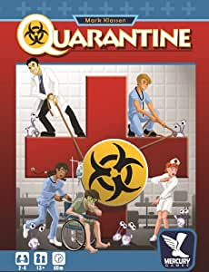 Quarantine Board Game