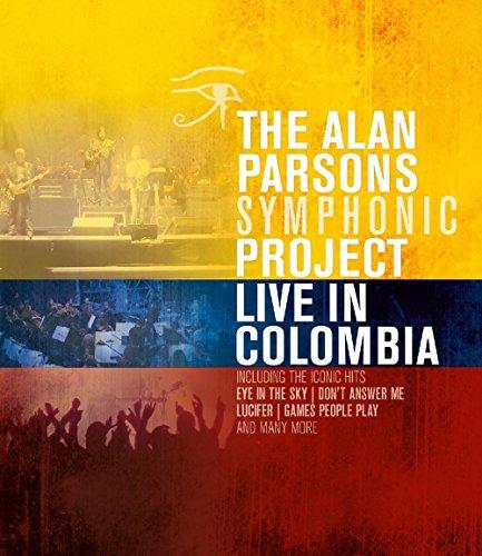 Live in Columbia [Blu-ray]