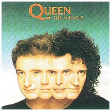 Queen album covers