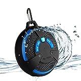 Q-YEE HD Water Resistant Bluetooth Speaker Mini Portable Wireless...