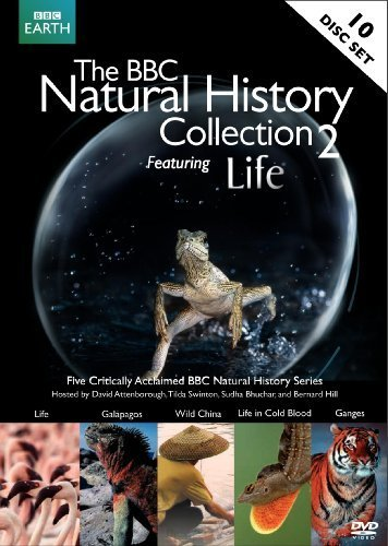 The BBC Natural History Collection 2 (Life / Ganges / Wild China / Galapagos / Life in Cold Blood) by BBC Home Entertainment (Life In Cold Blood compare prices)