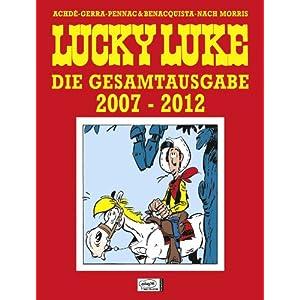 Lucky Luke Gesamtausgabe 26: 2007-2012