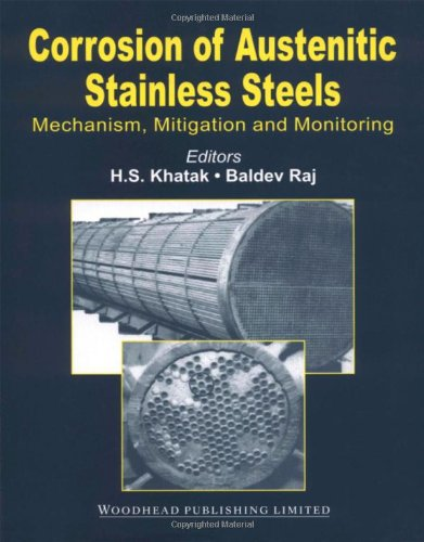 Corrosion of Austenitic Stainless Steel: Mechanism, Mitigation and Monitoring