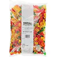 Haribo Gold-Bears Gummi Candy 5-Pound Bag