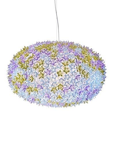 Kartell BLOOM BIG BLOOM - Hängeleuchte, Lavendel