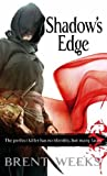 Shadow's Edge (Night Angel Trilogy)