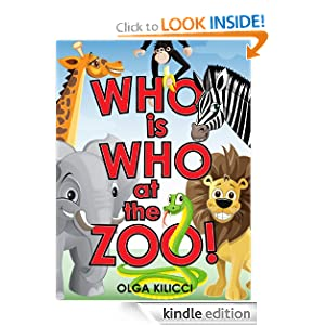 Who is Who at the Zoo!