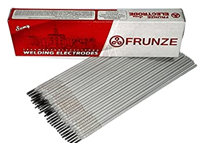"SALE!!! One Week ONLY!!! Welding Electrodes Frunze E7018, 1/8"", 5lbs ! High Quality Welding Rods ! by Frunze Electrodes"