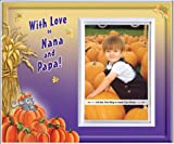 With Love to Nana & Papa! - Halloween Photo Frame