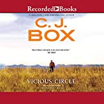 Vicious Circle Audiobook by C. J. Box Narrated by David Chandler