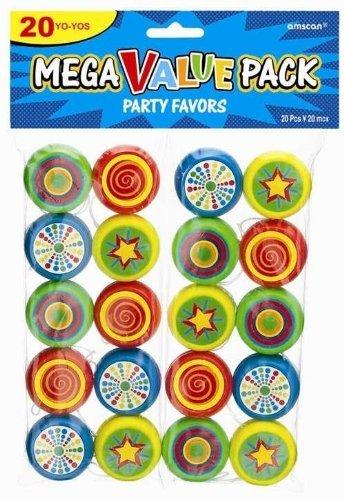 Mega Pack Printed Yo-Yo