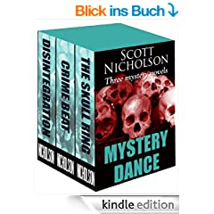 Mystery Dance: Three Novels (English Edition)