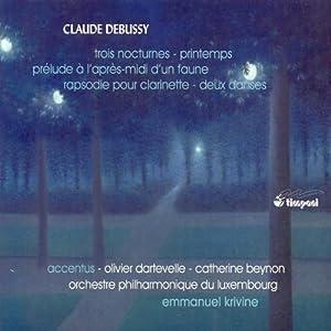 Claude Debussy/Oeuvres Pour Orchestre/ Vol.2