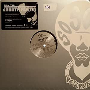 JOHNTA AUSTIN / TURN IT UP