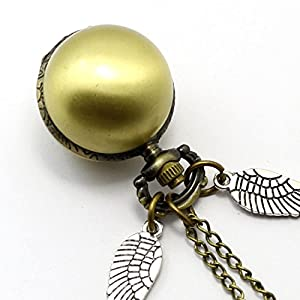 Fashion Wings Flying Ball Golden Snitch Harry Potter