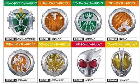 (仮) 仮面ライダーウィザード ウィザードリング4 10個入 BOX (食玩)