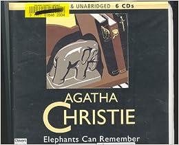 Elephants Can Remember Complete Amp Unabridged Amazon Co