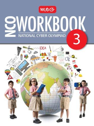 MTG National Cyber Olympiad (NCO) Work Book - Class 3