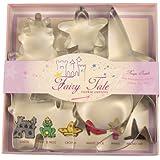 Fox Run 36005 Fairy Tale Cookie Cutter Set