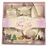 51mP0h5qkNL. SL160  Fox Run Fairy Tale Cookie Cutter Set