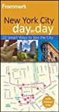 img - for Frommer's New York City Day by Day (Frommer's Day by Day - Pocket) by Alexis Lipsitz Flippin (2012-01-18) book / textbook / text book