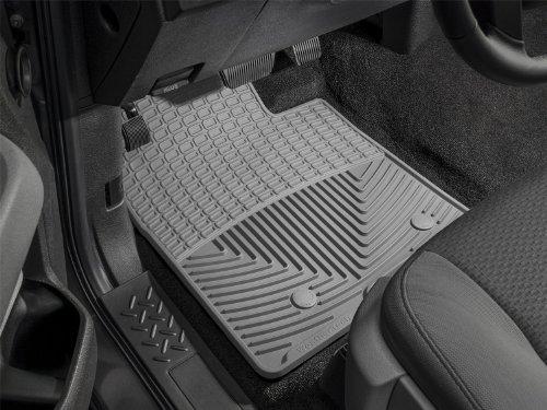 WeatherTech W255GR Floor Mat, Rubber, Front (2014 Camry Weathertech Floor Mats compare prices)