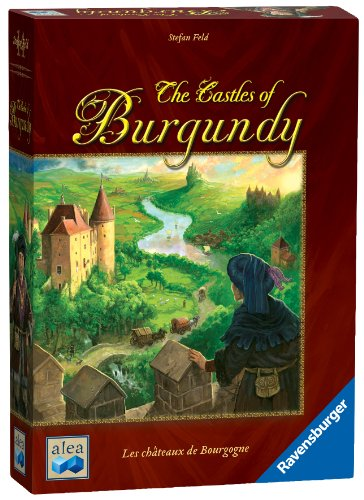 The Castles Of Burgundy (Trajan Board Game compare prices)