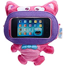 Wise Pet 900205 - Mini-Kitty Cuddly Toy per Smartphones