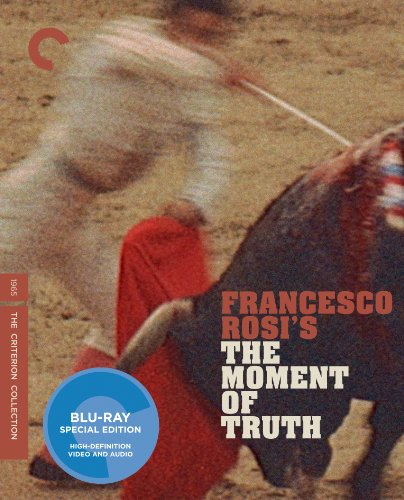 Cover art for  The Moment of Truth (The Criterion Collection) [Blu-ray]