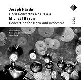 Haydn, Joseph & Michael : Horn Concertos - Apex Janos Rolla & Franz Liszt Chamber Orchestra Dale Clevenger