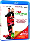 Four Christmases / Quatre Noël (Bilingual) [Blu-ray]