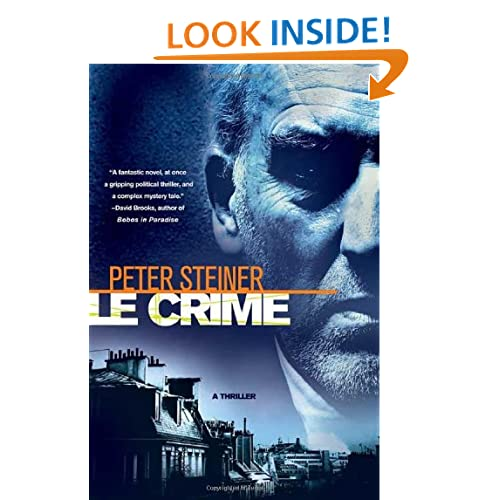 Le Crime (Louis Morgan Mysteries)