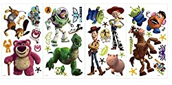 Disney Toy Story 3 Wall Decal Cutouts 18 x40