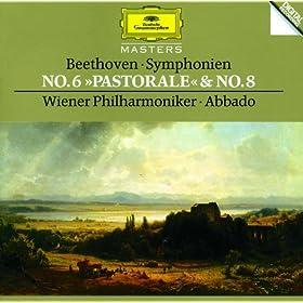 """Beethoven: Symphony No.6 in F, Op.68 -""""Pastoral"""" - 5. Hirtengesang. Frohe und dankbare Gef�hle nach dem Sturm: Allegretto"""