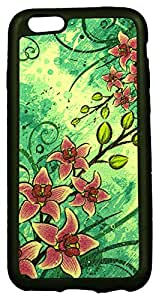 Zeztee ZT8879 Multicolor print Mobile Back Cover For Iphone 6 (4.7)