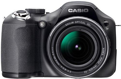 Casio Exilim EX-FH20 9.1 MP Digital Camera with 20x Optical Zoom and 3-Inch LCD (Black) Big SALE