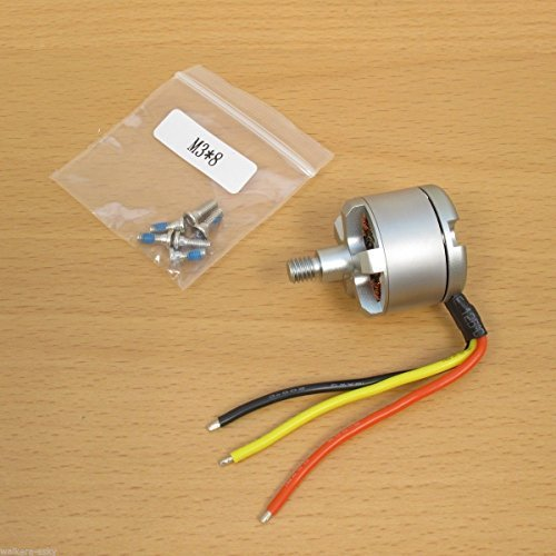Qiyun dji phantom part 07 motor for phantom 1 fc40 ccw for Dji phantom 2 motor specs