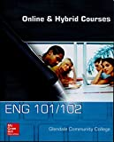 img - for Online & Hybrid Courses ENG 101/102 Glendale Community College Paperback - 2013 book / textbook / text book