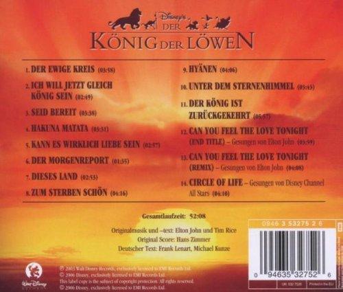 König Der Löwen Lied