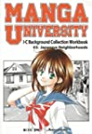 Manga University: I-C Background Coll...