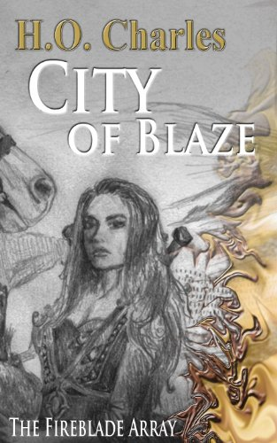Kindle Nation Daily Bargain Book Alert: H.O. Charles' CITY OF BLAZE is Appointment Reading at just $2.99!