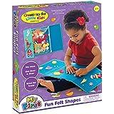 Creativity for Kids My First Fun Felt Shapes Kit