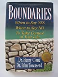 Boundaries: Gaining Control Life