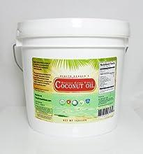 Organic Extra Virgin Coconut Oil 1 Gallon