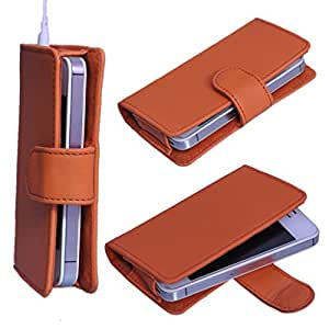 DSR Pu Leather case cover for LG Optimus L70