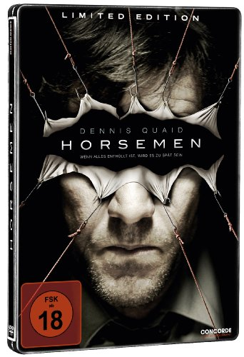 Horsemen [Steelbook - Limited Edition]