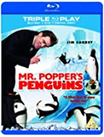 Mr. Popper's Penguins - Triple Play (Blu-ray + DVD + Digital Copy)