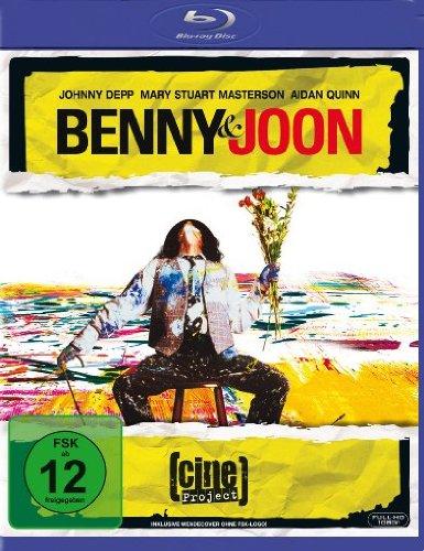 Benny & Joon - Cine Project [Blu-ray]
