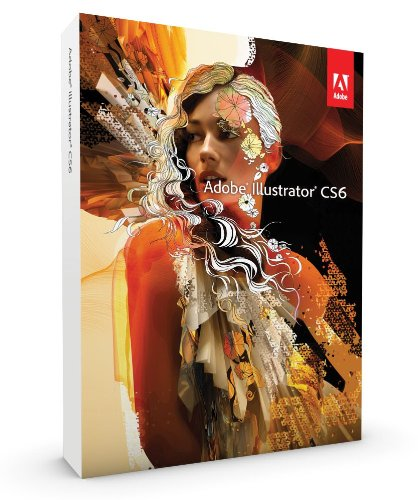 Adobe Illustrator CS6, Upgrade Version from Illustrator CS3/CS4/CS5 (Mac)