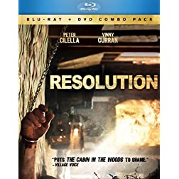 Resolution (Blu-ray/DVD Combo Pack)